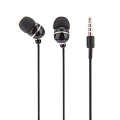 お買い得  ヘッドセット、ヘッドホン-D11 耳の中 ケーブル ヘッドホン 動的 プラスチック 携帯電話 イヤホン ノイズアイソレーション ヘッドセット