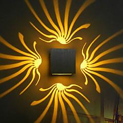 abordables Lumières Intérieures-BriLight Moderne / Contemporain Appliques Métal Applique murale 90-240V 3W