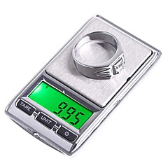 0.01g * 100g 0.1g * 500g Dual Mini Digital Ékszer Pocket Scale