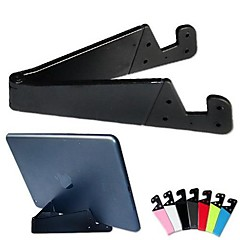 Elegante supporto pieghevole del supporto Supporto per iPhone / iPad / Samsung / HTC / Cell Phone