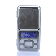 균형 휴대용 500g/0.1g 무게 고 정확도 소형 전자 디지털 방식으로 소형 가늠자 보석