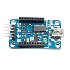 FT232RL XBee USB-soros adapter v1.2 board modul (az Arduino)