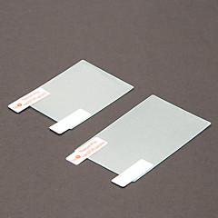 お買い得  Nintendo3DS 用アクセサリー-スクリーンプロテクター 用途 Nintendo 3DS ミニ / パータブル スクリーンプロテクター プラスチック 単位