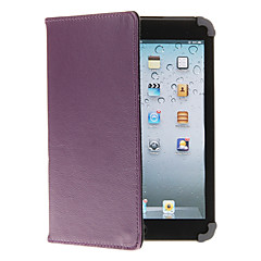 7-calowy Solid Color PU Leather Case Full Body (różne kolory)