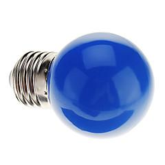 preiswerte LED-Birnen-0.5W 50 lm E26/E27 LED Kugelbirnen G45 7 Leds Dip - Leuchtdiode Dekorativ Blau Wechselstrom 220-240V