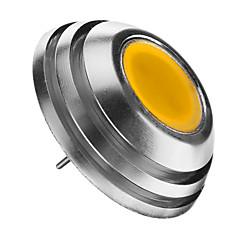cheap LED Bulbs-2W G4 LED Globe Bulbs 1pcs COB 160lm Warm White 3000K Decorative DC 12V