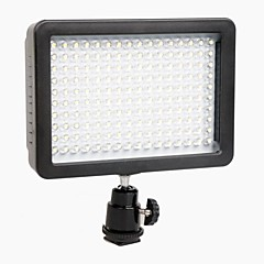D-SLR Camera LED Light Power Interface with 160 pieces LEDS 1280LM