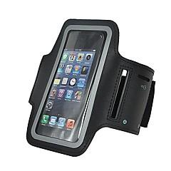 Colorcoral ™ Sports käsivarsinauha tapauksessa kattaa Apple iPhone 5S/5C/5