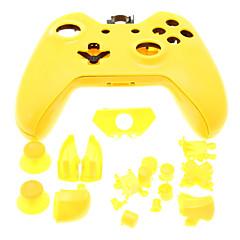 abordables Skins para Xbox One-Partes de reemplazo del controlador del juego Para Xbox Uno ,  Partes de reemplazo del controlador del juego ABS 24 pcs unidad