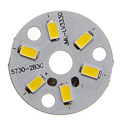 abordables Ledes-SMD 5730 250-300 Chip LED Aluminio 3