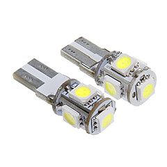 cheap -T10 Car White SMD 5050
