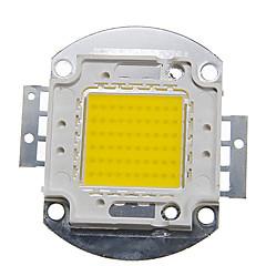 zdm diy 60W υψηλής ισχύος 5000-6000lm φυσικό λευκό φως ενσωματωμένη μονάδα οδήγησε ™ (32-35v)