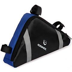 olcso Kerékpár táskák-2.6 L Váztáska / Háromszögkeretes táska Vízálló Kerékpáros táska Műanyag Kerékpáros táska Kerékpáros táska Kerékpározás / Kerékpár