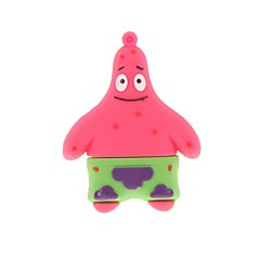 cheap -ZP Sponge Cookie Character USB Flash Drive 8GB