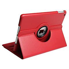 オートスリープとiPadの空気/ iPadの5のためにハード戻るケース付きケースのカバーを覚ます