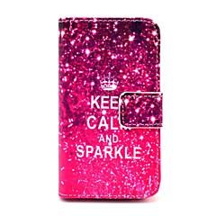 Недорогие Кейсы для iPhone 4s / 4-Коко FUN ® бумажник карты Слоты искусственная кожа делам с подставкой для IPhone 4S Включенная Кино и Stylus