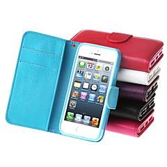 iphone 7 plusfashionable и роман коровья кожа полный кейс корпус для iphone 5 / 5s