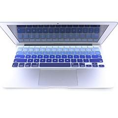 """お買い得  MAC 用キーボード カバー-""""、17"""" 15.4 """"13.3"""" 11.6のためのMacBook Airのプロ網膜カラフルシリコンキーボードカバースキンをcoosbo®"""