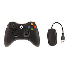 お買い得  Xbox 360 用アクセサリー-2.4Gワイヤレスコントローラ&のXbox 360 / PC用の受信機