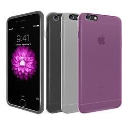 vormor® ультра тонкий матовый чехол для iPhone 6 Plus (разных цветов)