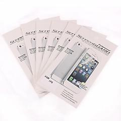 6 db matt anti-ujjlenyomat első képernyővédő fólia iPhone 6s / 6