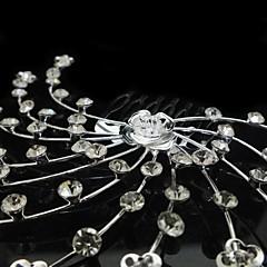 Недорогие Женские украшения-персонализированные великолепные стразы / имитация свадьбы свадебные гребни