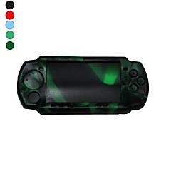doux protecteur silicium pochette de couverture report de Voyage cas de la peau pour PSP 2000/3000