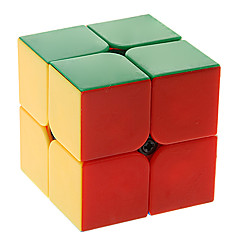 cheap Special Deals-Rubik's Cube QIYI 2*2*2 Smooth Speed Cube Magic Cube Puzzle Cube Professional Level Speed Gift Classic & Timeless Girls'