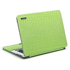 """お買い得  ラップトップケース-11.6 """"13.3"""" MacBook Airのためのワニ革保護スリーブブラケットを放射する"""