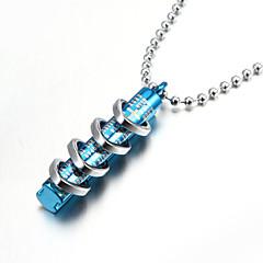 Недорогие Ожерелья-форма Ожерелья с подвесками Сплав Ожерелья с подвесками Для вечеринок Спорт Бижутерия