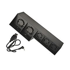 preiswerte Zubehör für Videospiele-Ventilatoren und Ständer Für PS4 . Ventilatoren und Ständer ABS 1 pcs Einheit