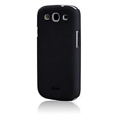 Voor Samsung Galaxy hoesje Other hoesje Achterkantje hoesje Effen kleur PC Samsung S3