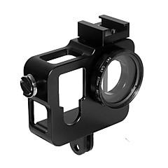 バッグ カメラレンズ ために アクションカメラ Gopro 4 Gopro 2 ユニバーサル オート 軍隊 スノーモービル 航空 映画や音楽 狩猟と釣り ラジオコントロール スカイダイビング ボート遊び カヤック ロッククライミング ウェイクボード ダイビング オートバイ