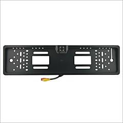 Недорогие Автоэлектроника-cs1017 Европейский Номерной знак автомобиля камера заднего вида - черный