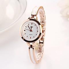 お買い得  レディース腕時計-女性用 リストウォッチ カジュアルウォッチ 合金 バンド チャーム / ファッション シルバー