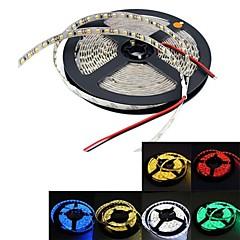 olcso -5m 300x3528 SMD LED rugalmas szalag lámpa egyszínű nem vízálló DC 12V sárga / fehér / piros / zöld / bule / meleg fehér IP20