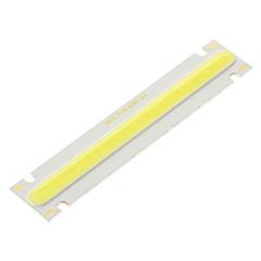 zdm® 5w 24 * cob 400-500lm 5500-6500k koldt hvidt lys LED pære til bil strimmel lys (dc 5-7v)