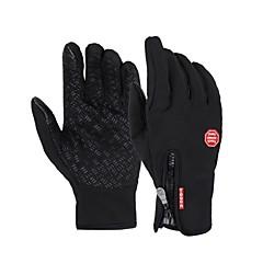 Γάντια για Δραστηριότητες/ Αθλήματα Γιούνισεξ Γάντια ποδηλασίας Φθινόπωρο Άνοιξη Χειμώνας Γάντια ποδηλασίας Διατηρείτε Ζεστό Αδιάβροχη