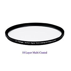 16-50 lens 5r sony a5100 a6000 A5000 nex-5t için Tianya 40.5mm mc uv ultra ince xs-pro1 dijital muti kaplama uv filtresi