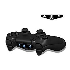 abordables Accesorios para Videojuegos-B-SKIN Adhesivo Para Sony PS4 ,  Adhesivo PVC 1 pcs unidad
