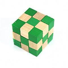 رخيصةأون -الأخضر مربع خشبي التعليمي فتح اللعب