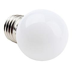 preiswerte LED-Birnen-1W 90-120 lm E26/E27 LED Kugelbirnen 12 Leds SMD 3528 Warmes Weiß Kühles Weiß Wechselstrom 220-240V