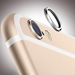 economico A meno di 1.99 €-posteriore dell'obiettivo vetro metallo fotocamera protettivo anello hoop caso della copertura di protezione del cerchio della protezione per iPhone 6