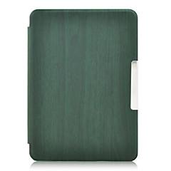 preiswerte Tablet-Hüllen-Hülle Für Kindle / Amazon Hüllen (Full Body) Ganzkörper-Gehäuse Druck / Neuheit Hart PU-Leder für