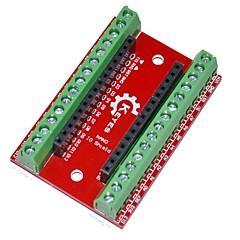 Χαμηλού Κόστους Μονάδες-Keyes νανο io θωράκιση της πλακέτας επέκτασης για Arduino