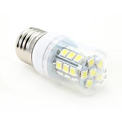 preiswerte LED-Birnen-3W 300-350 lm E26/E27 LED Mais-Birnen T 27 Leds SMD 5050 Kühles Weiß Wechselstrom 85-265V