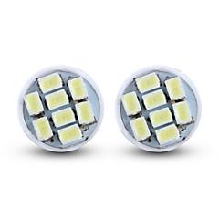 Недорогие Освещение салона авто-SO.K BA9S Автомобиль Лампы 20 lm Лампа поворотного сигнала For Универсальный