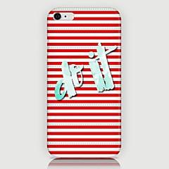 Funda Trasera - Gráficas/Diseño Especial/Innovador - para iPhone 6 Plus (Multicolor , Plástico)