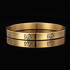 Vintage/Feest/Zakelijk/Informeel - Armbanden (Roestvrijstaal)voor Man