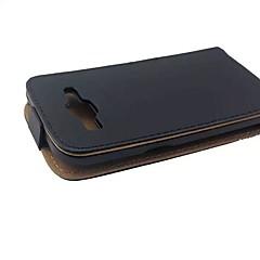 お買い得  Samsung その他の機種用ケース/カバー-ケース 用途 Samsung Galaxy Samsung Galaxy ケース フリップ 磁石バックル フルボディーケース 純色 PUレザー のために J7 (2016) J7 J5 (2016) J5 J3 J2 J1 Ace J1 (2016) J1 Core